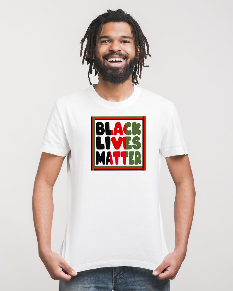 Black Lives Matter brg