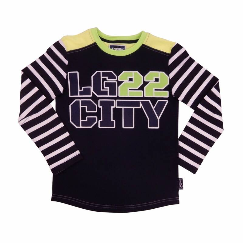 Legends22 Shirt lange mouw