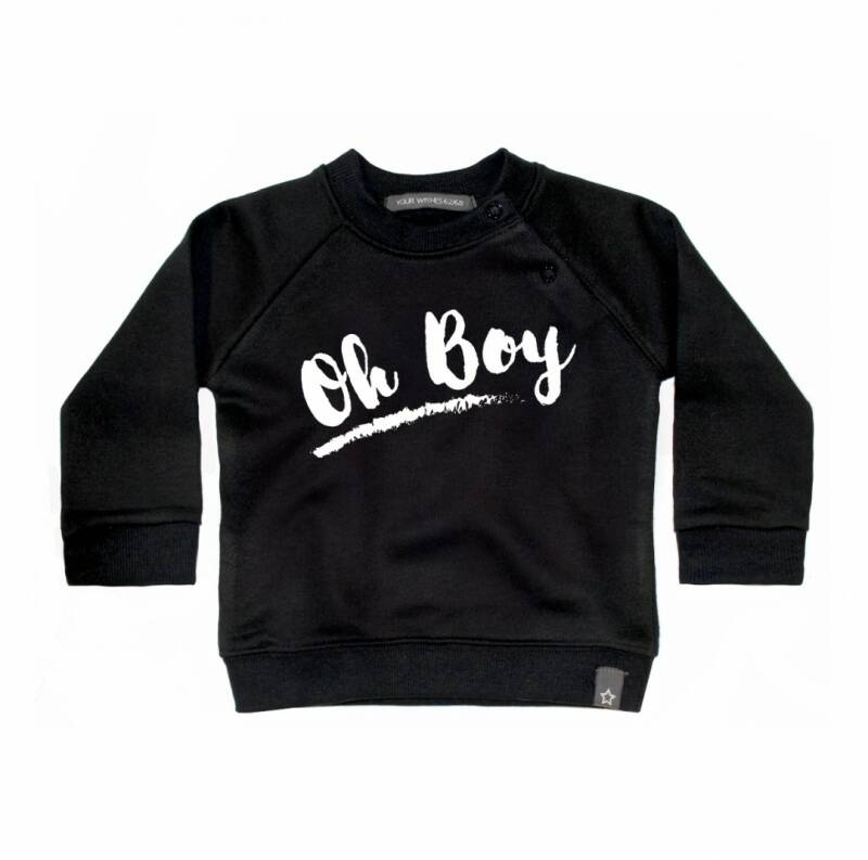 Your Wishes sweater Oh Boy