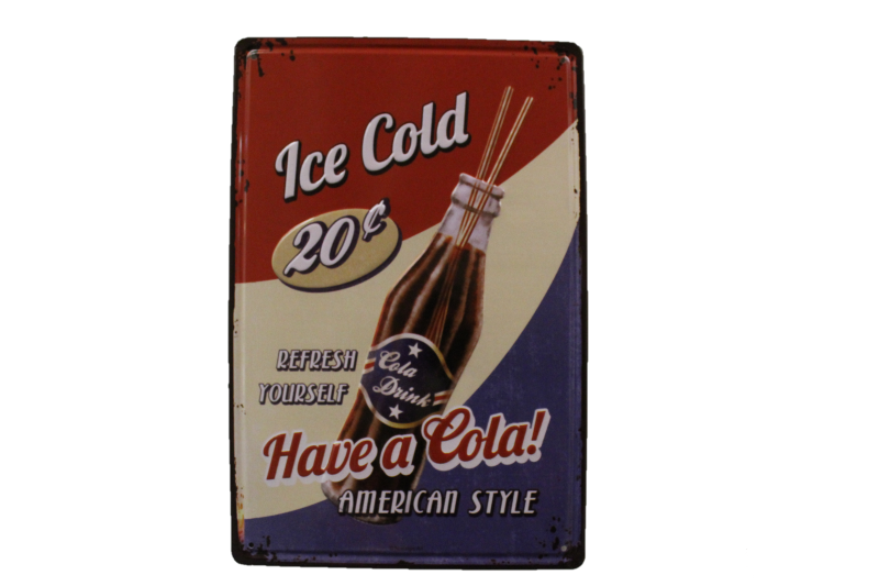 Ice Cold Cola (3D)