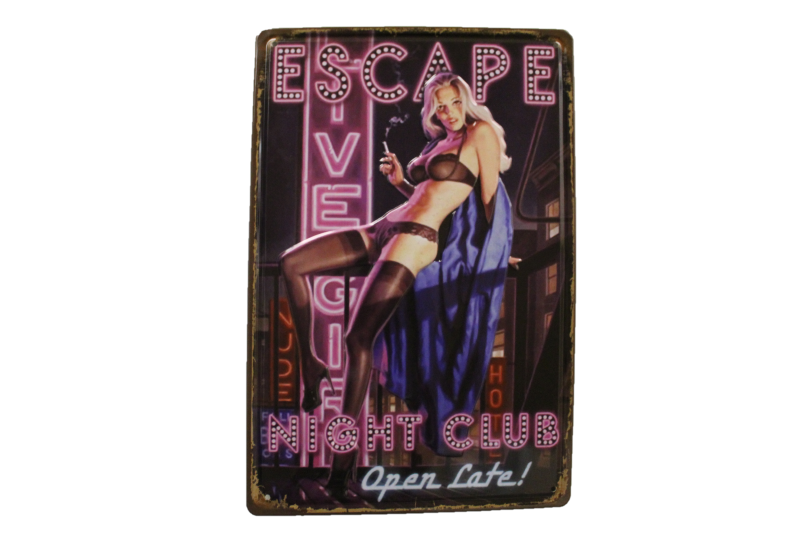 Escape Night Club (3D)