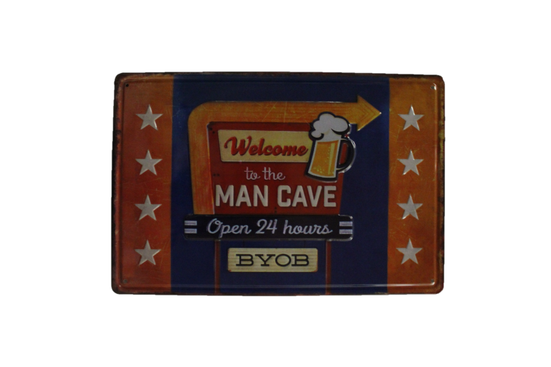 Welcome to the Mancave (3D)