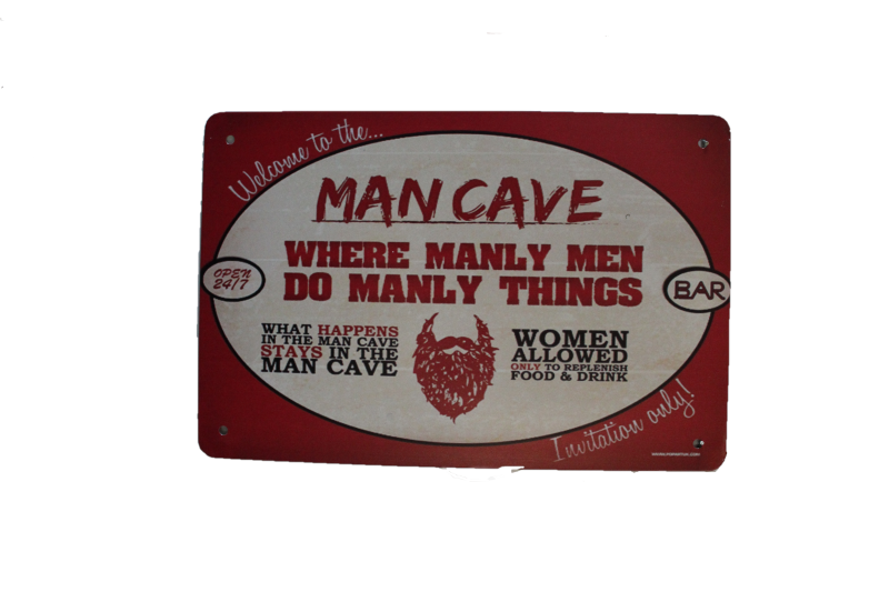 Mancave - Manly Things