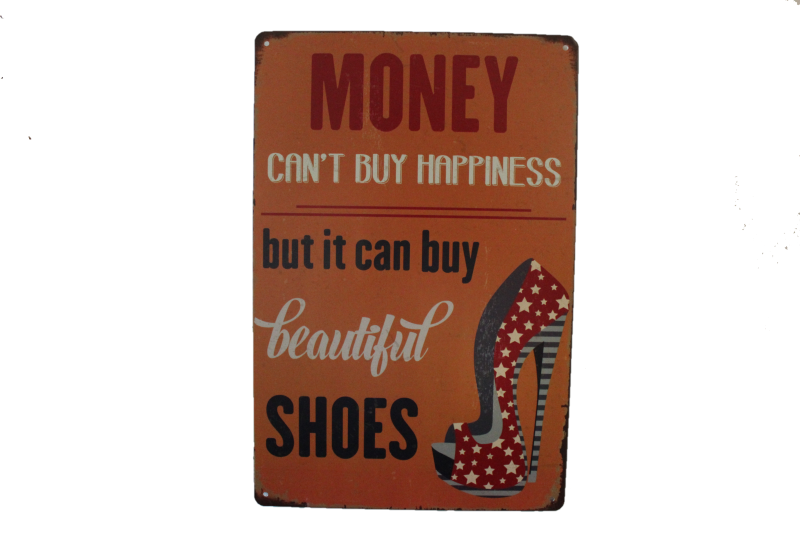 Money can´t buy Happiness