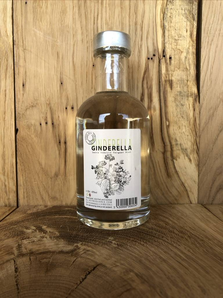 Ginderella 20 cl 40% Vol