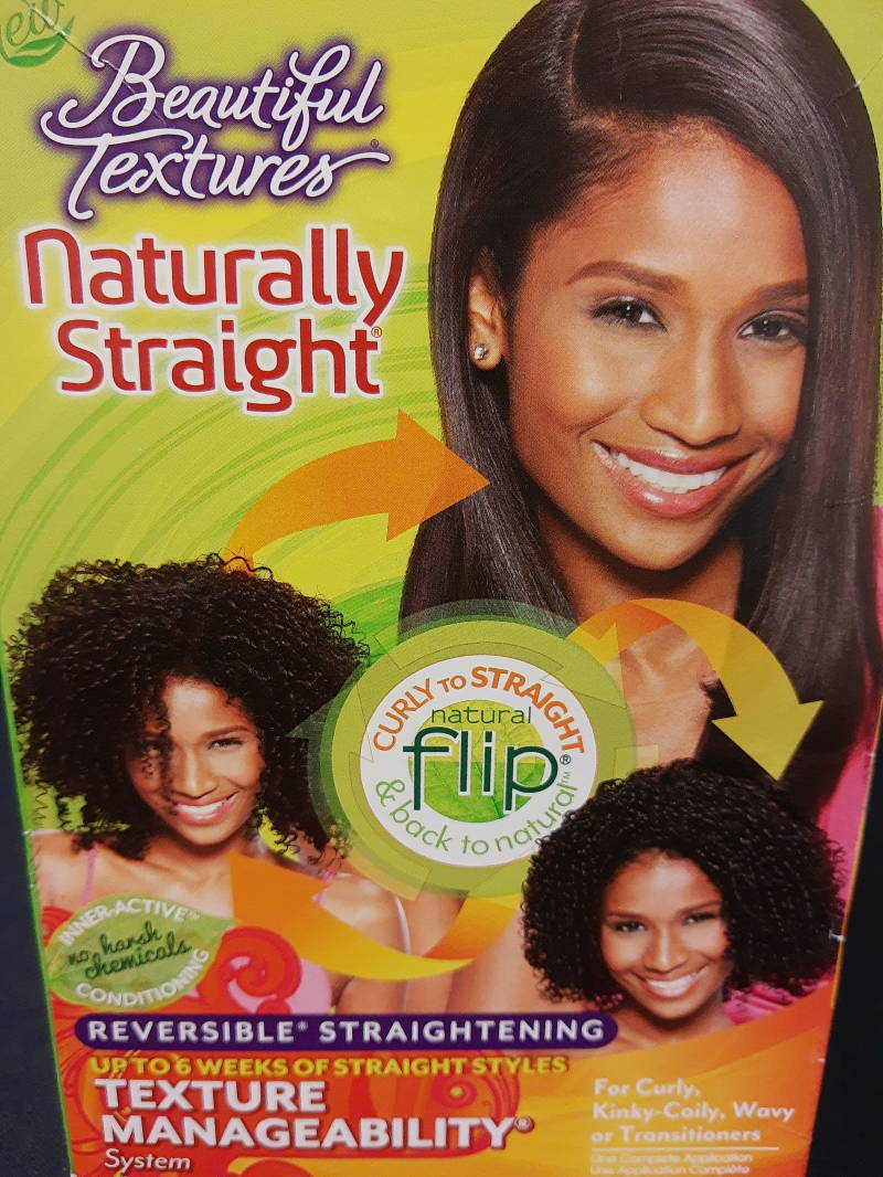 Naturally straight