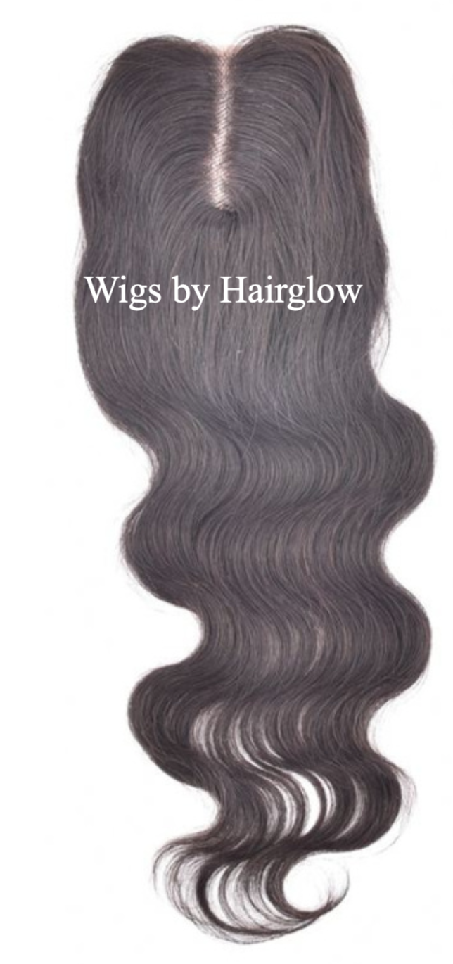 Closure body wave raw hair
