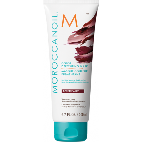 Moroccanoil Color Depositing Mask Bodeaux