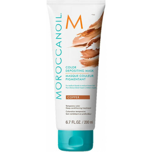 Moroccanoil Color Depositing Mask Copper