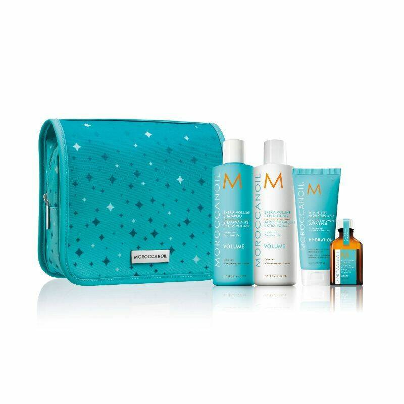 Moroccanoil Holiday Giftset Volume