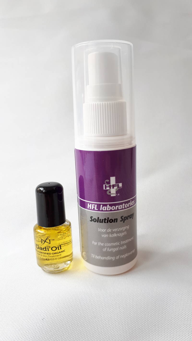 Dadi oil / schimmelnagel spray