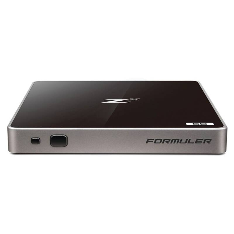 Formuler Zx 4K 5G IPTV Android Box