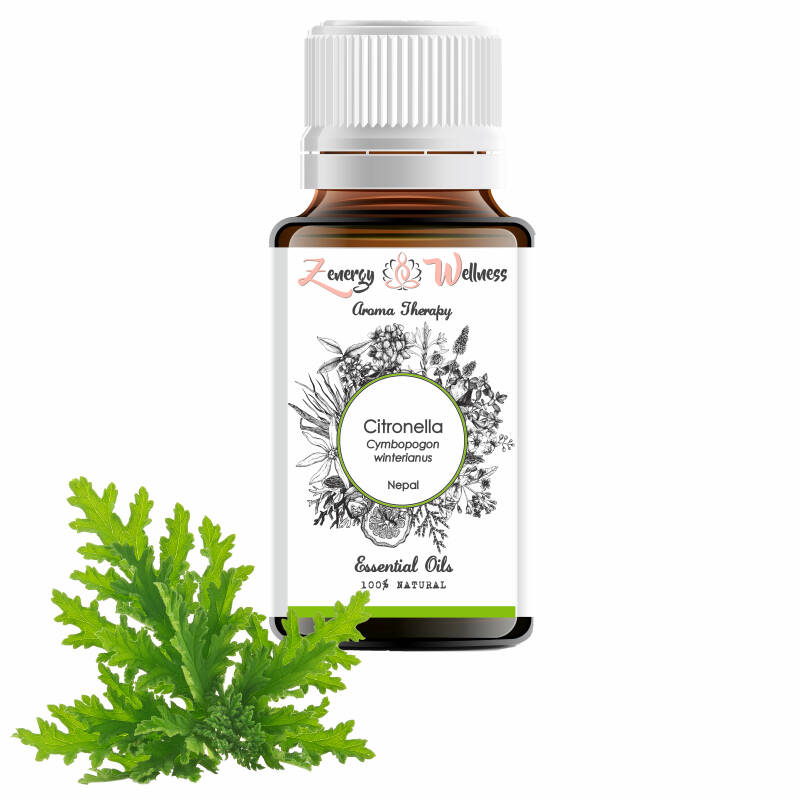 Citronella - 10 ml.