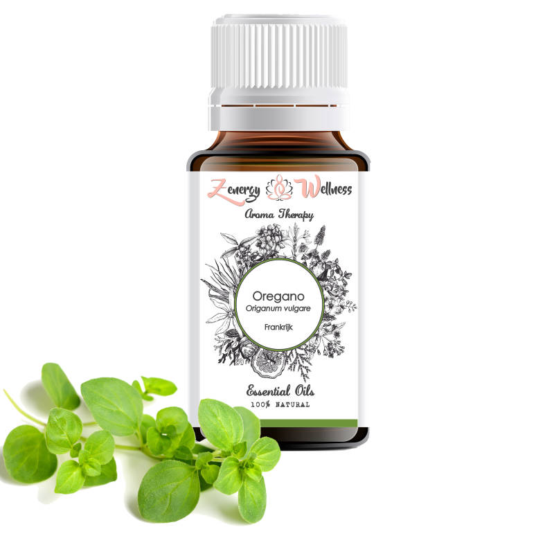 Oregano - 10 ml.