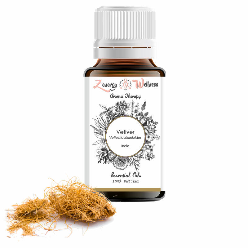 Vetiver - 10 ml.