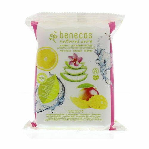 Benecos Happy Cleansing Wipes