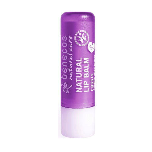 Benecos Happy Lip Balm - Cassis