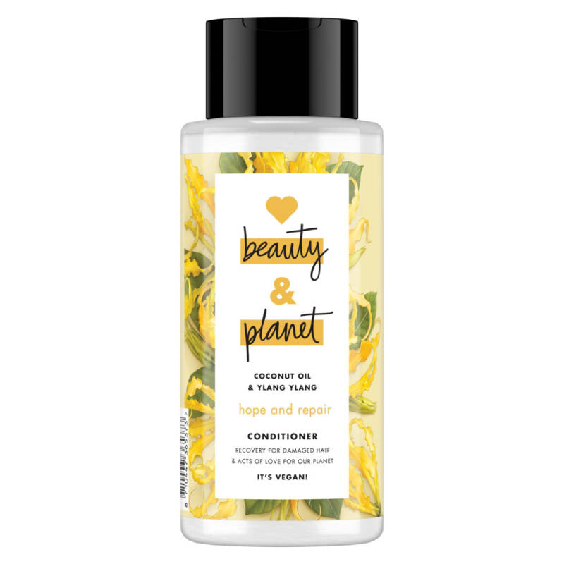 Coconut Oil & Ylang Ylang Conditioner