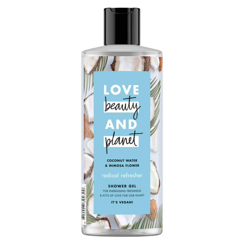 Coconut Water & Mimosa Flower Shower Gel