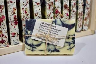 Silk Koalin soap