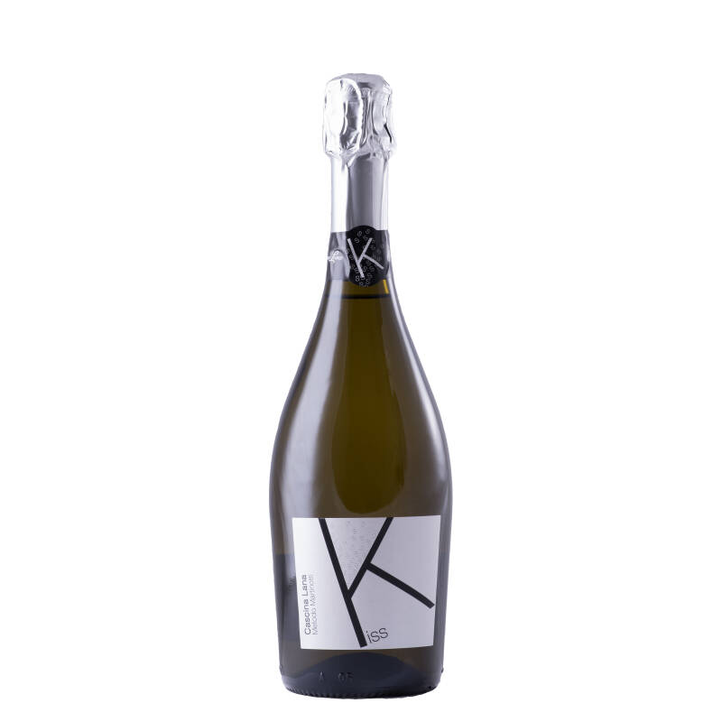 Cascina Lana Kiss Spumante Brut 750ML ALC.13%