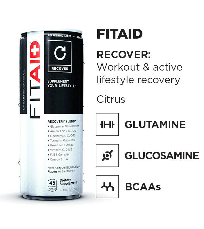 FitAid Recovery