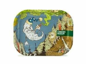 Cannabis Museum Moon Rolling Trays