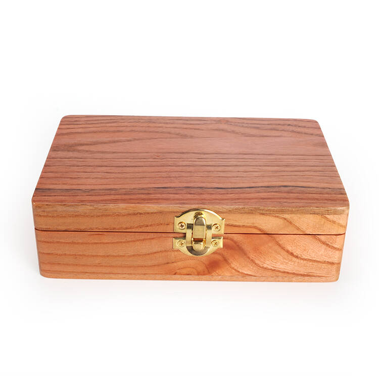 Doctor Green Good Quality Wooden Box - With LOGO