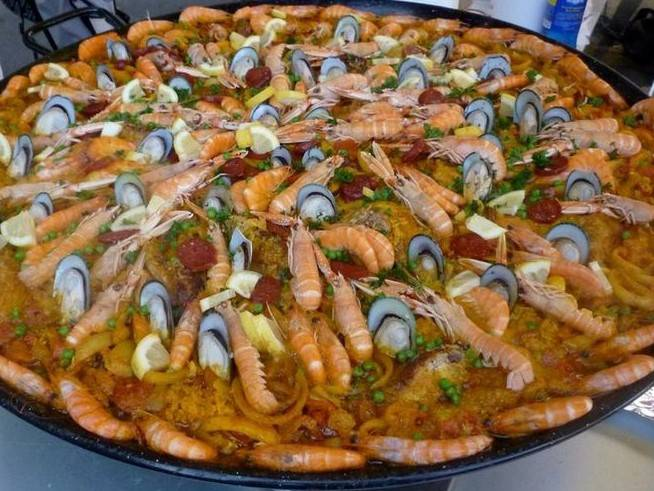 Paella Royal