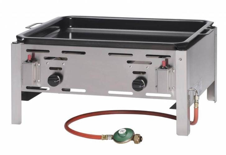 ... Gas Barbecue Hendi 154618 Bake Master Maxi