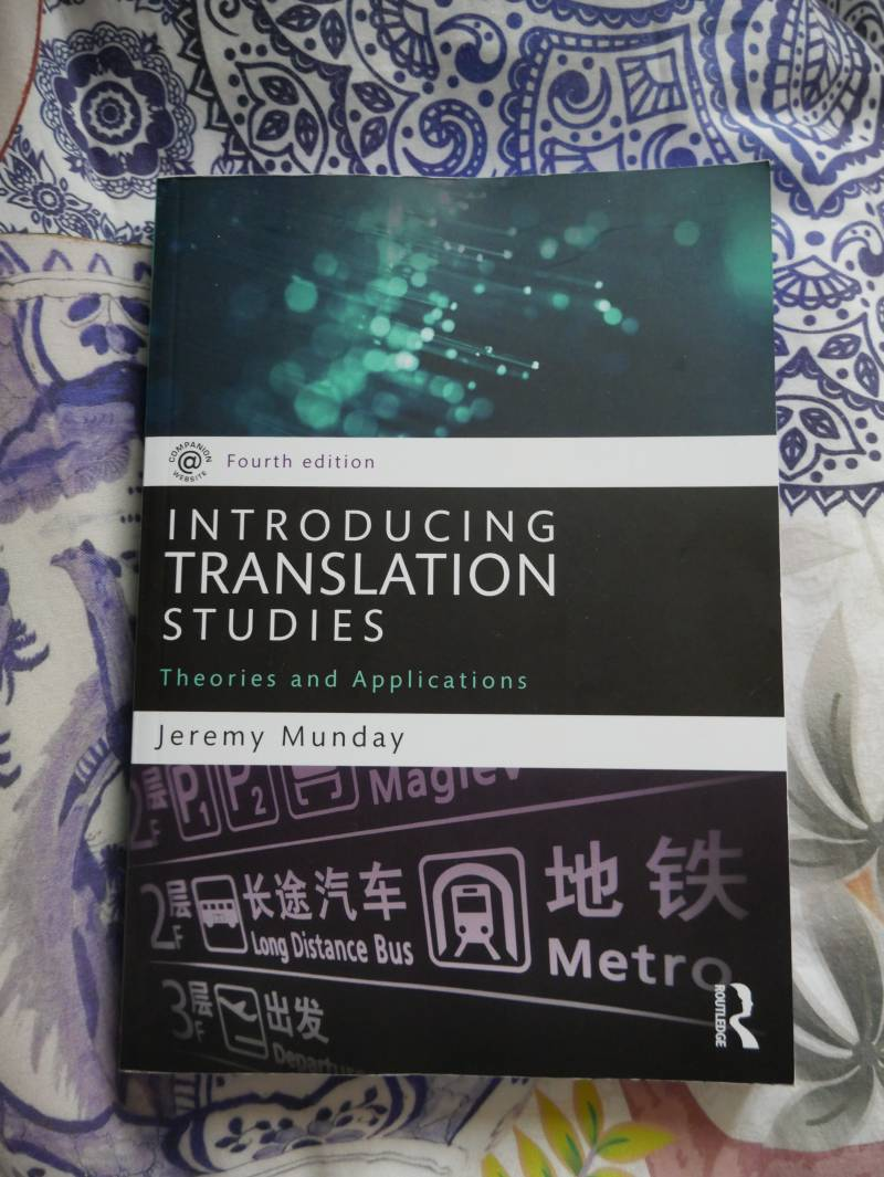 Introducing Translation Studies: Theories and Applications - Jeremy Munday