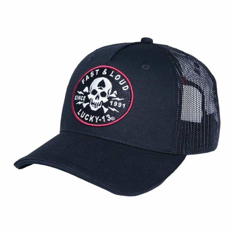 Fast and Loud Trucker hat