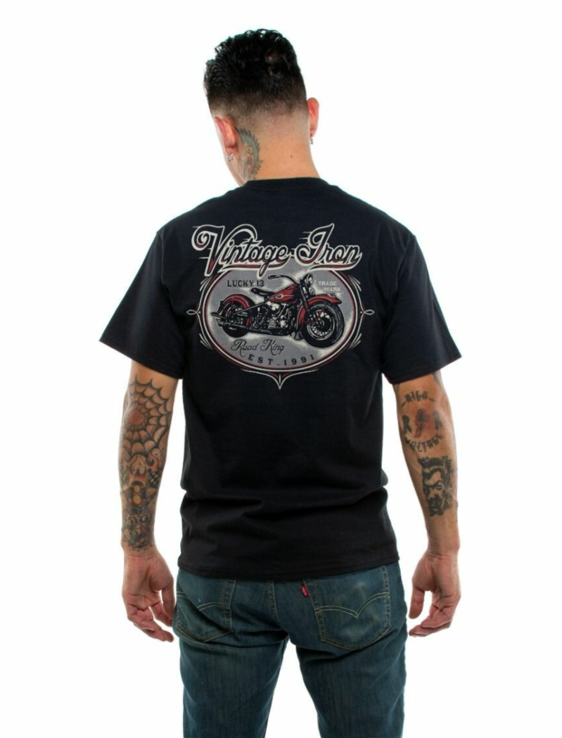 Road King t-shirt Lucky13
