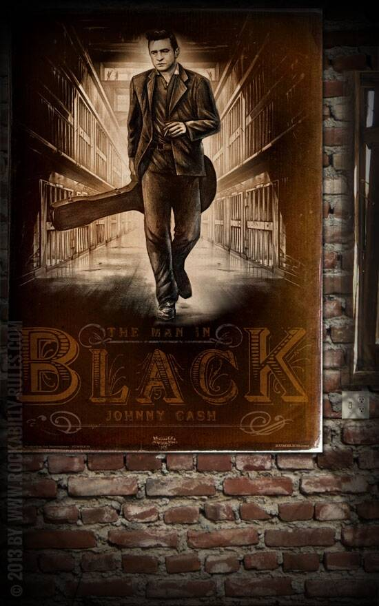Poster The Man in Black