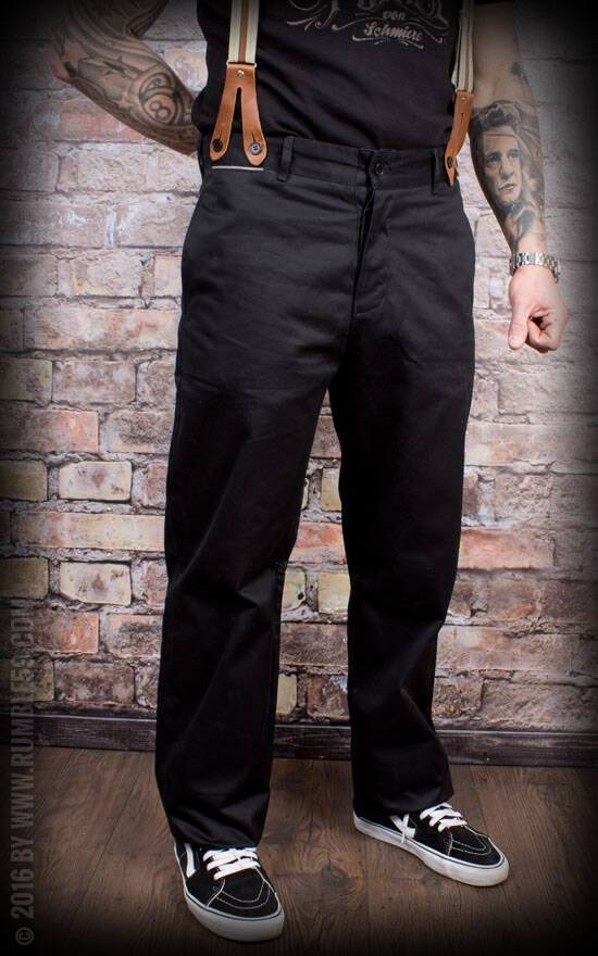 Selvage Chino /34 Rumble59