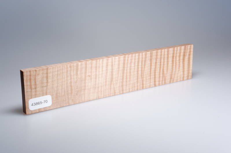 Curly Maple 233 x 9 x 47 mm, 43865-70