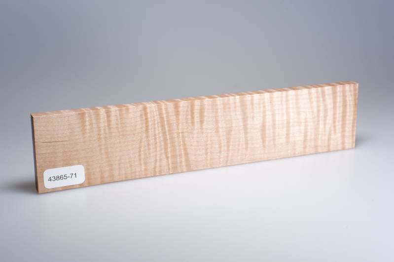 Curly Maple 234 x 10 x 49 mm, 43865-71