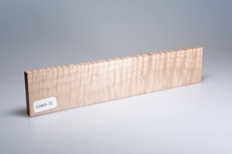 Curly Maple 234 x 10 x 47 mm, 43865-72