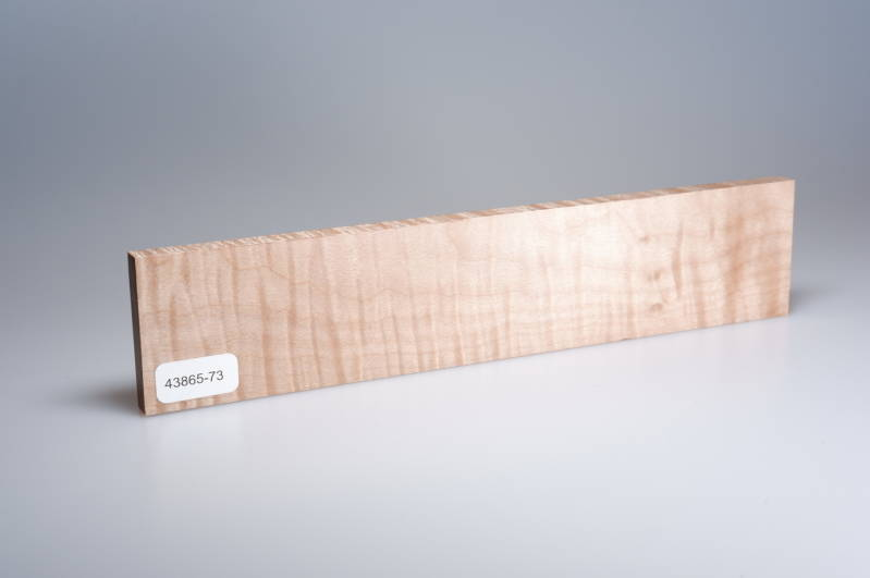 Curly Maple 235 x 9 x 49 mm, 43865-73