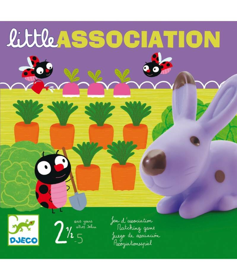 Associatiespel Little Association 2,5+