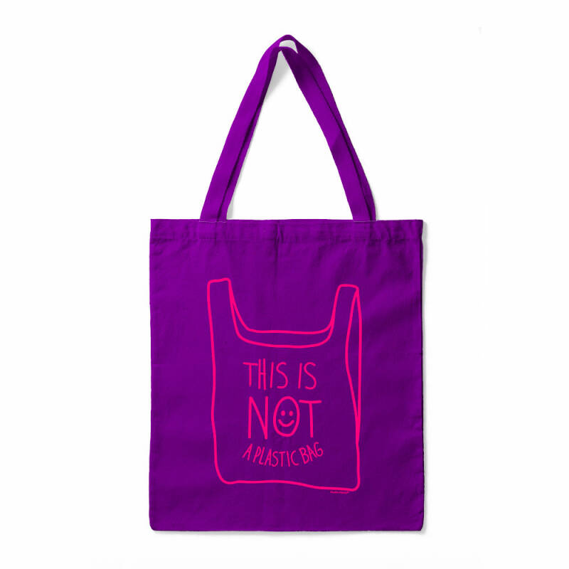 Tas - this is not a plastic bag