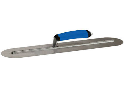 BT Rounded Pool Trowel, 406 MM X 100 MM