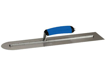 BT Round/ Square End Trowel, 511 MM X 100 MM
