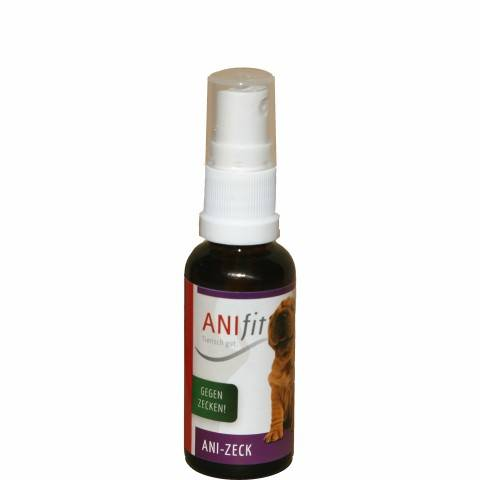 Ani-Zeck Spray - Anti-TEKEN spray + pipet (HOND)