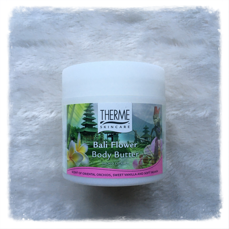 Therme Body Butter (Bali Flower)