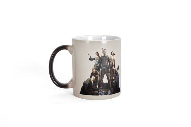 Vikings Coffee Mug II