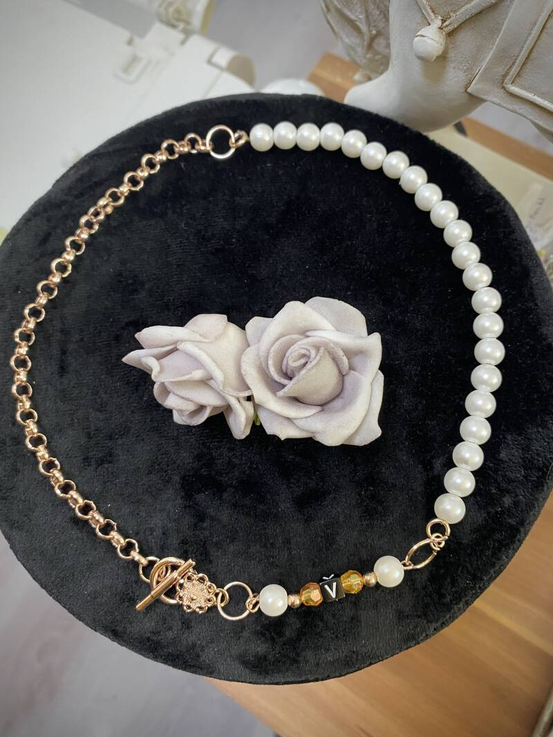 Rose˙ Necklace