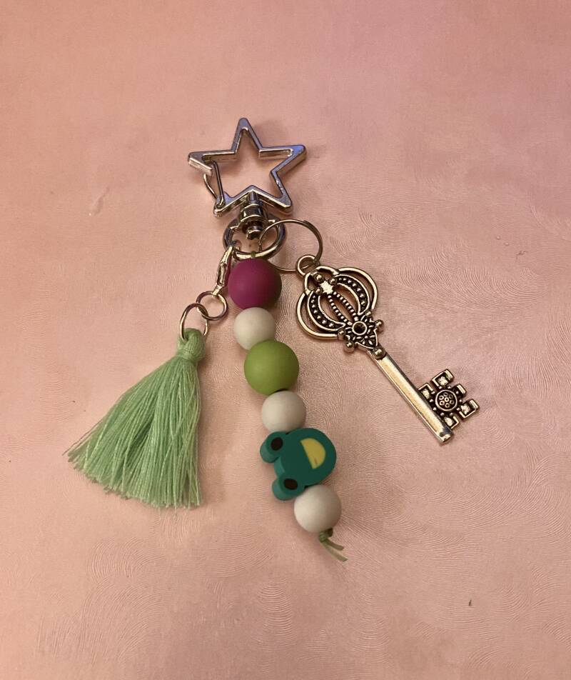 Winter Keychain