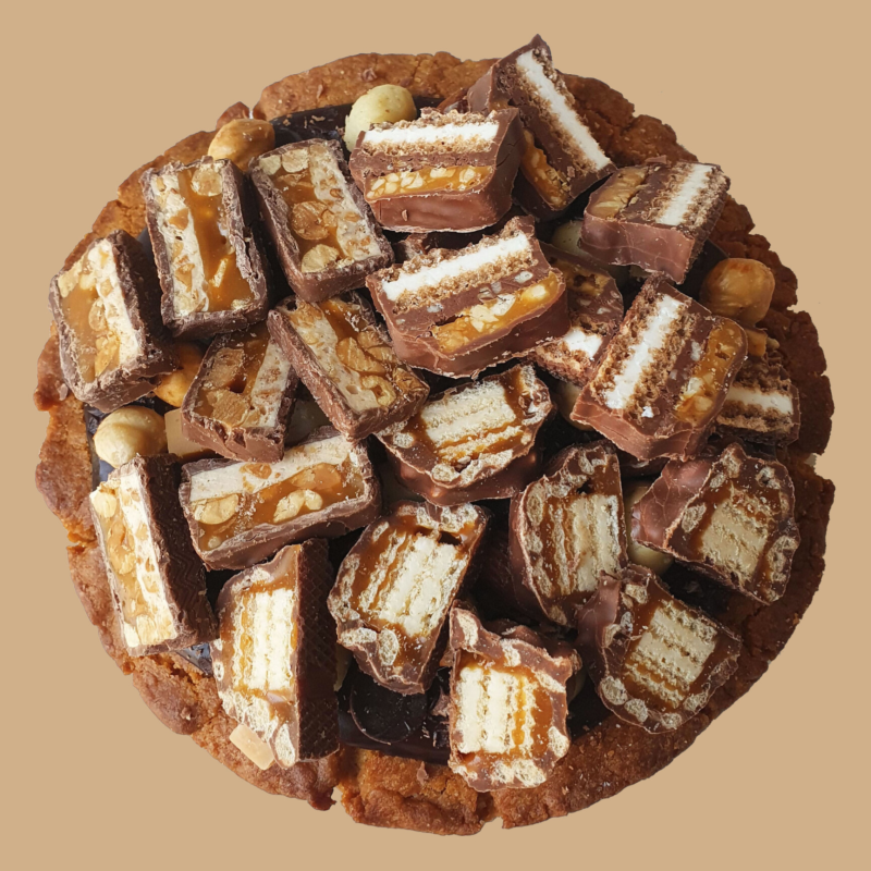 Cheat Cookie lion / snickers / knoppers