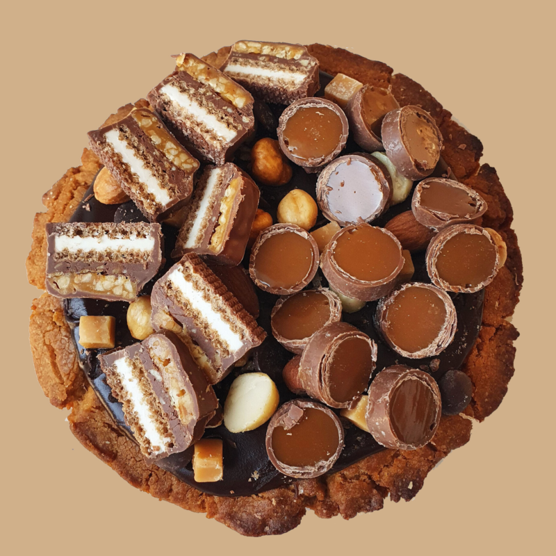 Cheat Cookie knoppers/rolo